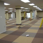 New Carpet on First Floor